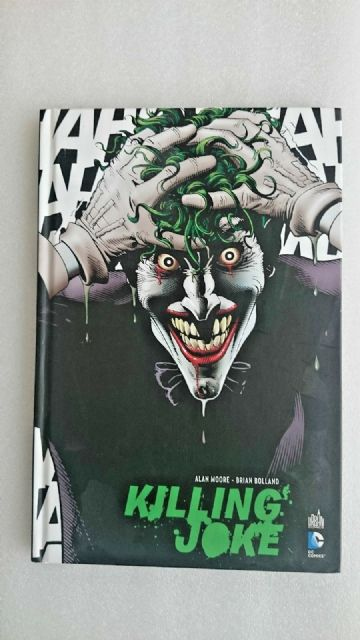 Batman The Killing Joke  Graphic Novel by DC Comics (Hardback 2008)